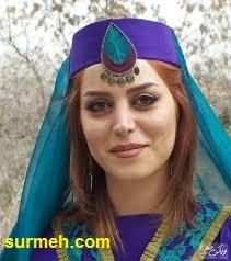 جنجال کشف حجاب مهدیه محمدخانی در اروپا + عکس