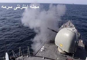 فیلم حمله دزدان دریایی به کشتی ایرانی