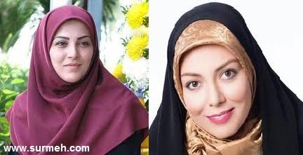 حمله شدید ژیلا صادقی به آزاده نامداری + فیلم