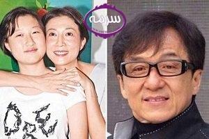 دلیل خودکشی دختر جکی چان معروف + عکس