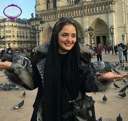 عکسهای ازدواج نرگس محمدی و علی اوجی + ماه عسل