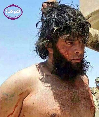 فیلم دستگیری مسئول اطلاعات داعش در عراق (18+)