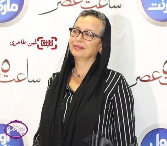 آزیتا جاجیان و همسر دومش محمد کریمی هراتی + بیوگرافی