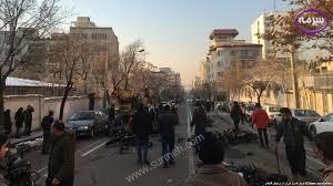 شهادت دلخراش 3 مأمور نیروی انتظامی در تهران + فیلم