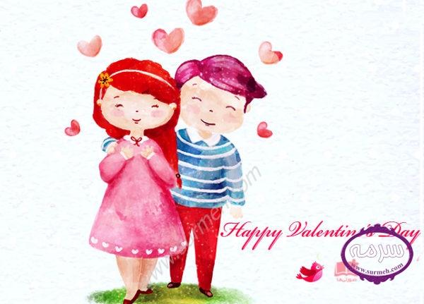 بهترین کادوی روز ولنتاین + عکس